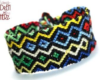 "Friendship bracelet ""Aveiro"""
