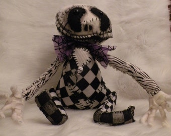 Jack from The Nightmare Before Christmas - Made to Order