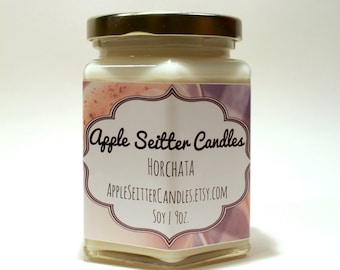 All Natural Horchata Soy Candle