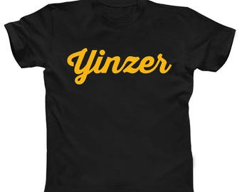 The Pittsburgh Nation Official Yinzer Tri-Blend Shirt