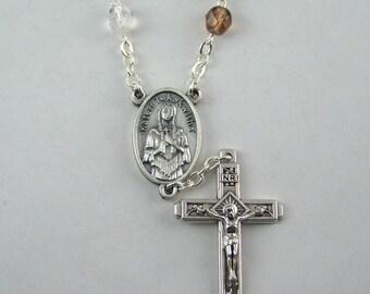 Saint Kateri Tekakwitha Chaplet