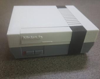 Mini Nintendo NES Case for Raspberry Pi 3