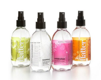 Flatter Starch Free Linen Smoothing Spray