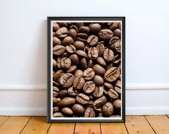 Coffee Beans,Photo,Digital,Download,Decor,Home,Office,,Gift,Baby Shower,Gift,Cup,Cafe,Work,Baby shower