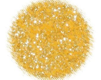 Sunflower Jewel Dust®, Edible Yellow Glitter, Yellow Edible Glitter, Cake Decorating, Yellow Fondant Glitter, Yellow Gumpaste Glitter