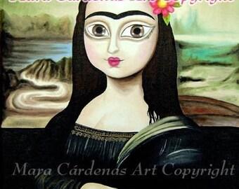 Mona Frida PRINT