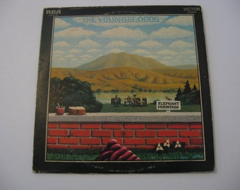 The Youngbloods - Elephant Mountain - Circa 1969