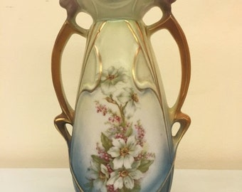 Hand-painted Porcelain Vase