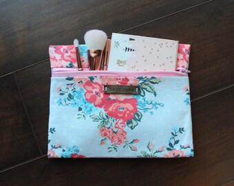 Olivia Collection - Costmetic & Toiletry Bag (Medium)