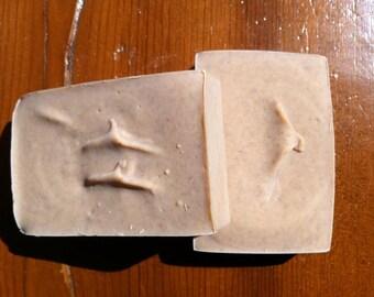 Orange Cinnamon - Homemade, Goat Milk Soap, All Natural