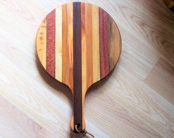 Handmade Hardwood Bread Board
