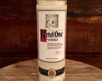 Ketel One Vodka Candle (750ml)