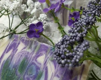 Lavender Rosemary Natural Handmade Soap