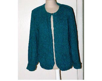 Women's Sweater - Karen Scott Vintage Bulky Sweater