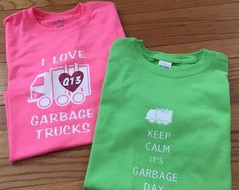 Sanitation shirts - DSNY - New Yorks Strongest