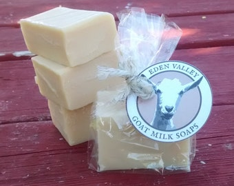 All Natural Unscented Goat Milk Soap 2 oz.