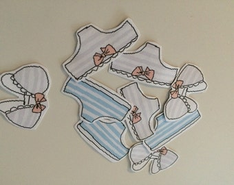 Undies Stickers