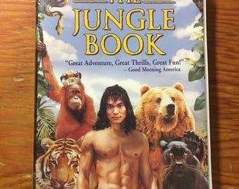 Vintage 1995 The Jungle Book VHS