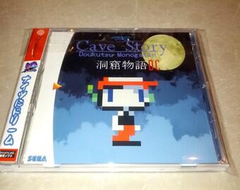 Cave Story (Sega Dreamcast)