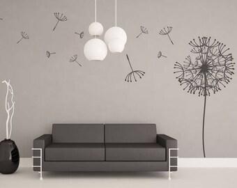 Wall sticker - Dandelion (3066n)