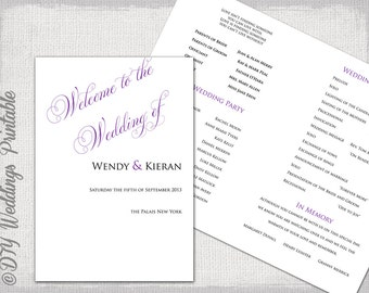 how to order pages to print booklet