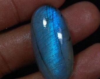 33.00 cts 100% natural Fantastic Gemstone, Oval Gemstone, Labradorite Gemstone,Cabochon Gemstone,Blue Fire Gemstone,