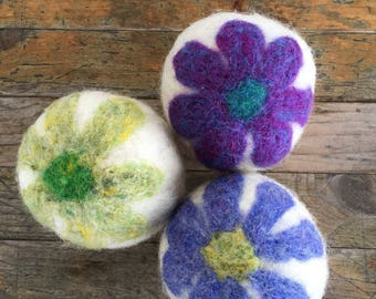 Dryer Balls - Wool Daisy