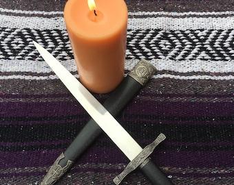 Medieval Athame Ritual Dagger