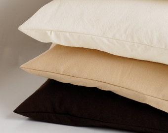 Silk Pillowcase Envelope Closure Soft Espresso Mulberry Silk