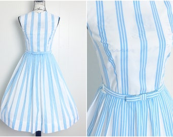 1950s Betty Barclay Daydress