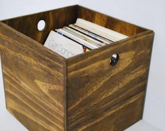 Stackable LP Vinyl Record storage