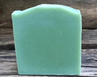 Eucalyptus Spearmint, Shea Butter Soap, Handmade Soap, Natural Soap