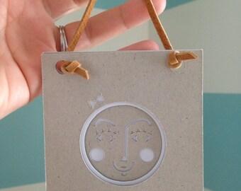 Mini Moon Banner