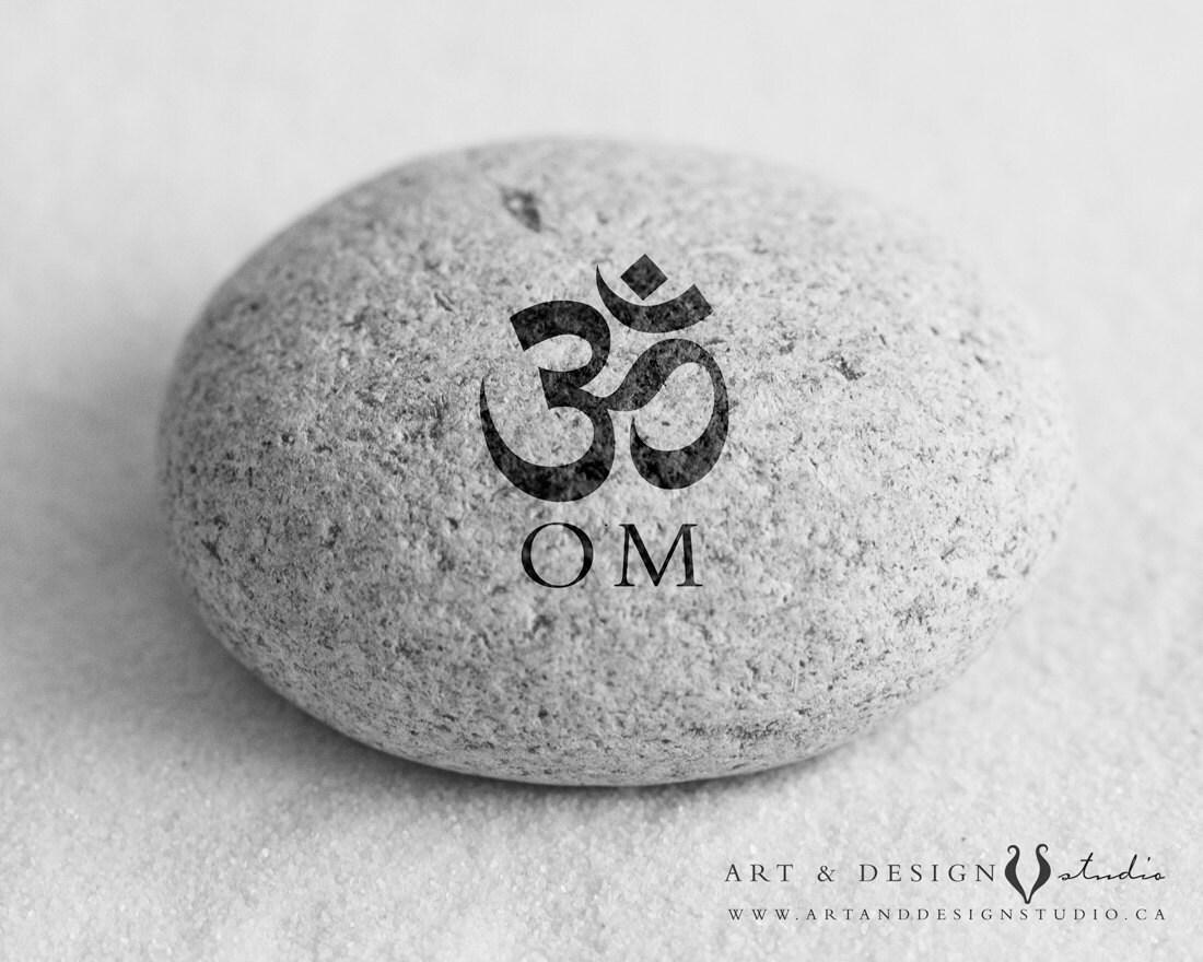 Yoga artwork posters om yoga print om symbol hindu art zoom buycottarizona