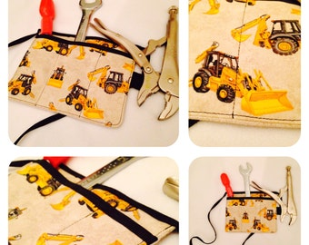 Children's toy tool belt