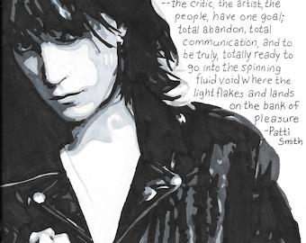 Patti Smith - Quote