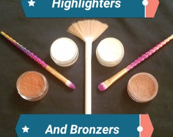 Highlighters and Bronzers