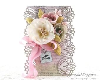 Happy Birthday, Birthday Card, Cards, Birthday, Handmade Card, Homemade Card