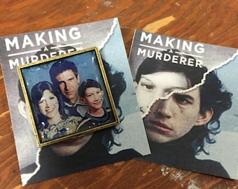 Solo Family Portrait pin - Kylo Ren Han Solo Leia Organa The Force Awakens