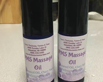 PMS Massage Oil