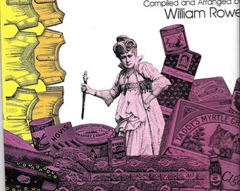 Goods & Merchamdise - A Cornucopia of 19th century cuts - complied and arrange by W Rowe