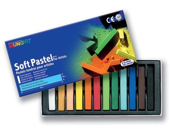 Mungyo Soft Pastels Sets - Full Length