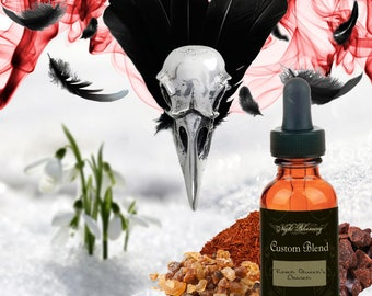 Raven Queen's Chosen Oil Signature Blend