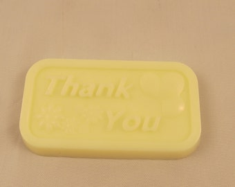 Thank You Soap Bar - You choose scent!