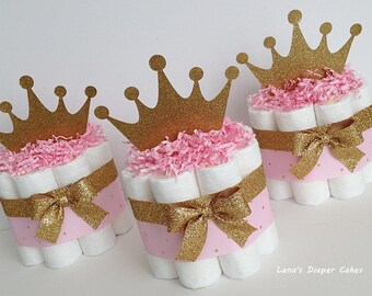 Set Of 3 Little Princess ...