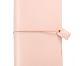 Webster's Pages Blush Pink Travelers Notebook