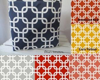 Fabric Storage Bin 11 X 11 X 11   Premier Print Gotcha