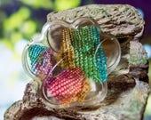 Rainbow Iguana Shed Sun C...