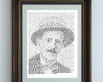 James Joyce, in his own words - from his modern novel A Portrait of the Artist as a Young Man