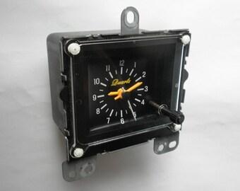 WORKING 1983-1984 Ford Thunderbird Quartz Clock - 60 DAY GUARANTEE!!!